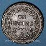 Coins Directoire (1795-1799). 1 décime an 7/5A. Variante inédite !