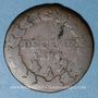 Coins Directoire (1795-1799). 1 décime, petit module,  an 4A