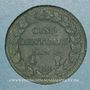 Coins Directoire & Consulat. 5 centimes an 8 BB. Strasbourg