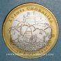 Coins Ecu des Villes. Vaison-la-Romaine (84). 10 ecu 1995