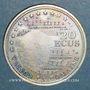Coins Ecu des Villes. Vaison-la-Romaine (84). 20 ecu 1995