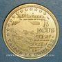Coins Ecu des Villes. Vaison-la-Romaine (84). 5 ecu 1995
