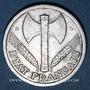 Coins Etat Français (1940-1944). 2 francs francisque 1943B