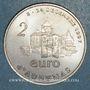 Coins Euro des Villes. Aubenas (07). 2 euro 1997