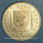 Coins Euro des Villes. Beaune (21). 1 euro 1997
