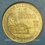 Coins Euro des Villes. Cassis (13). 1,5 euro 1997