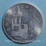 Coins Euro des Villes. Crouy-en-Thelle (60). 1 euro 1997