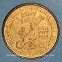 Coins Euro des Villes. Fréjus (83). 1 euro 1997