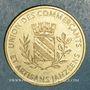 Coins Euro des Villes. Janzé (35). 1euro 1997