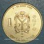 Coins Euro des Villes. La Bresse (88). 1euro 1997