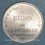 Coins Euro des Villes. La Rochelle (17). 2 euro 1997