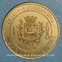 Coins Euro des Villes. Le Havre (76). 1 euro 1996