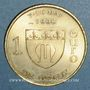 Coins Euro des Villes. Meaux (77). 1 euro 1998
