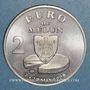 Coins Euro des Villes. Melun (77). 2 euro 1998