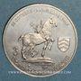 Coins Euro des Villes. Mortagne-au-Perche (61). 3 euro 1996