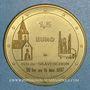 Coins Euro des Villes. Notre-Dame-de-Gravenchon (76). 1,5 euro 1997