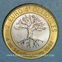 Coins Euro des Villes. Ollioules (83). 2 euro 1997