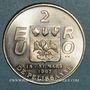 Coins Euro des Villes. Pelissanne (13). 2 euro 1997