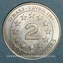 Coins Euro des Villes. Poitiers (86). 2 euro 1997