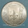 Coins Euro des Villes. Soissons (02). 2 euro 1997