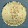 Coins Euro des Villes. Sorgues (84). 1 euro 1998