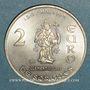 Coins Euro des Villes. Sorgues (84). 2 euro 1998