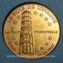Coins Euro des Villes. Uzes (30). 1,5 euro 1997