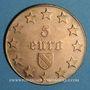 Coins Euros des Villes. Strasbourg. 5 euros 1997