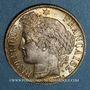 Coins Gouvernement de Défense Nationale (1870-1871). 1 franc Cérès 1871A
