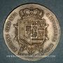 Coins Italie. Royaume d'Etrurie. Charles Louis & Marie Aloyse, régente (1803-1807). Dena 1807. Florence