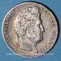 Coins Louis Philippe (1830-1848). 1/4 franc 1839A