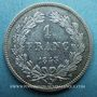 Coins Louis Philippe (1830-1848). 1 franc 1843W. Lille
