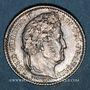 Coins Louis-Philippe (1830-1848). 25 centimes 1846A