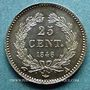 Coins Louis-Philippe (1830-1848). 25 centimes 1848A