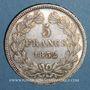 Coins Louis Philippe (1830-1848). 5 francs 1832A