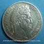 Coins Louis Philippe (1830-1848). 5 francs 1832T. Nantes
