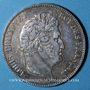 Coins Louis Philippe (1830-1848). 5 francs 1834A