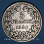 Coins Louis Philippe (1830-1848). 5 francs 1834W. Lille