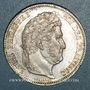 Coins Louis Philippe (1830-1848). 5 francs 1838MA. Marseille