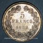 Coins Louis Philippe (1830-1848). 5 francs 1838W. Lille