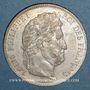 Coins Louis Philippe (1830-1848). 5 francs 1843A
