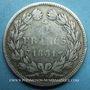 Coins Louis Philippe (1830-1848). 5 francs, tranche en relief, 1831T. Nantes