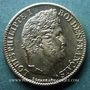 Coins Louis Philippe (1830-1848). 50 centimes 1833A