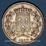 Coins Louis XVIII (1815-1824). 2 francs 1822A