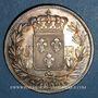 Coins Louis XVIII (1815-1824). 5 francs buste nu 1822 A