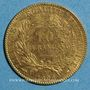Coins 3e république (1870-1940). 10 francs Cérès 1899A. (PTL 900 ‰ 3,22 g)