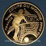 Coins 5e république (1959 -). 100 francs 1996 Coupe du Monde de Football, 1998. PTL 920‰. 17 g)