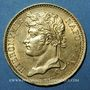 Coins Allemagne. Royaume de Westphalie. Jérôme Napoléon (1807-1813). 20 franken 1809C. Cassel