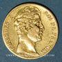 Coins Charles X (1824-1830). 20 francs 1828A. 900 /1000. 6,45 gr
