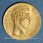 Coins Charles X (1824-1830). 20 francs 1828A. (PTL 900‰. 6,45 g)